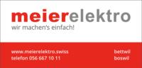 Meier Elektro, Bettwil & Boswil